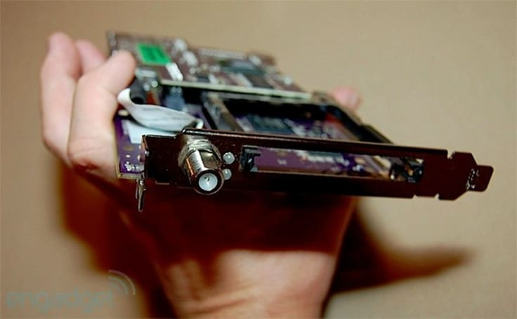 Get a CableCARD into your DIY HTPC