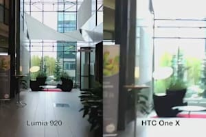HTC One X and Nokia Lumia 920 Face Off With Image Stabilization Test