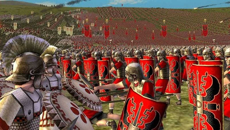 Rumor: Total War: Rome 2 announcement incoming