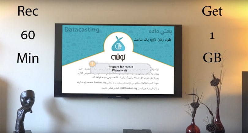 Satellite TV is helping Iranians bypass internet censorship