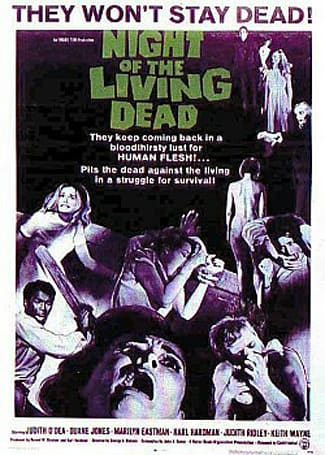 Night of the Living Dead (1968) returning in 3D to theaters, DVD & downloads next year