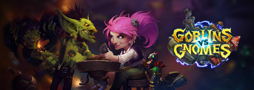 Hearthstone: Goblins vs. Gnomes cards and mechanics