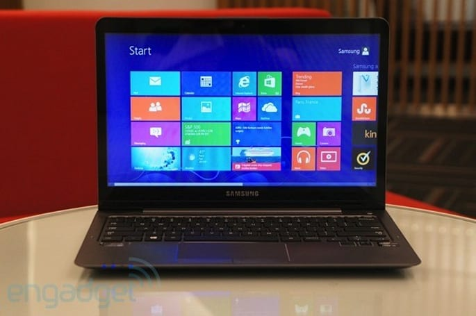 Samsung Series 5 UltraTouch review: a solid, if slightly overpriced, mid-range Ultrabook