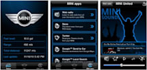 BMW releases two apps for iOS