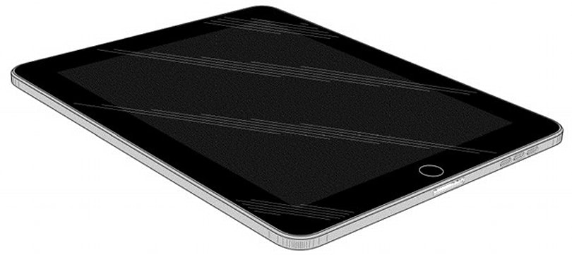 Apple granted new patent for original iPad design