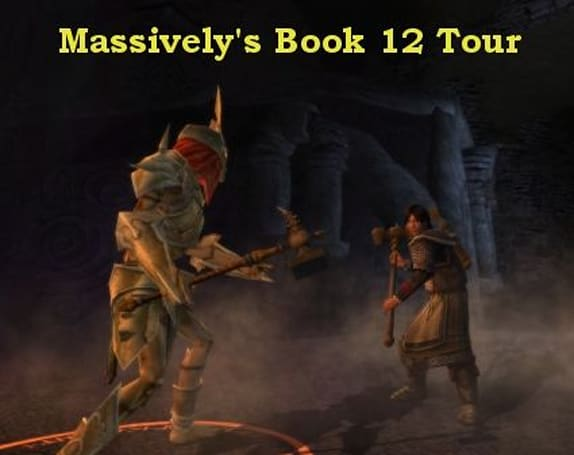 Massively hands-on LotRO Book 12 tour