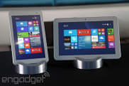 Toshiba's new tablets are aggressively priced, especially its $110 Android slate