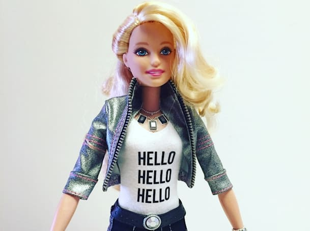 Hello Barbie has some career advice for your child