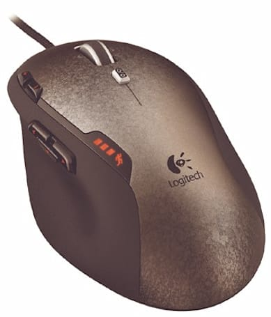 Logitech replaces G5 with Gaming Mouse G500, throws Gaming Headset G330 in for luck