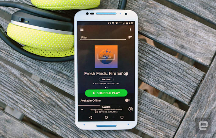 Spotify's Fresh Finds playlists serve up undiscovered artists