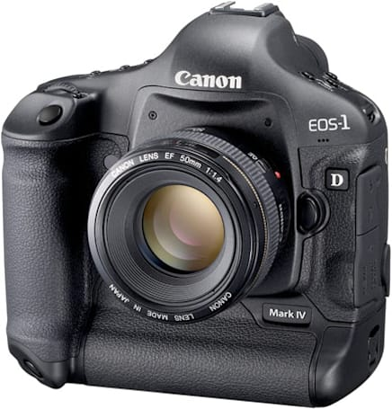 Canon updates EOS-1D Mark IV and Rebel T2i / 550D firmware, squashes manual exposure movie bug