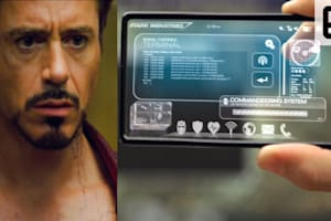Meet the Company Designing Futuristic UI for Samsung and Tony Stark