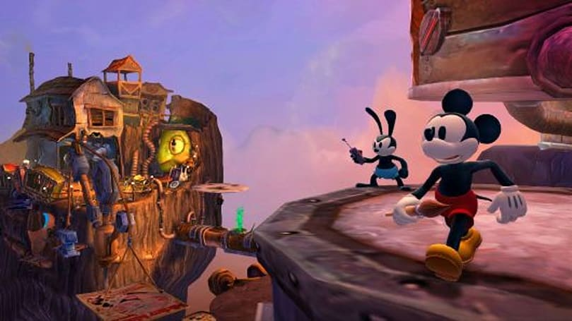Report: Epic Mickey 2 sold 270K copies in North America last year