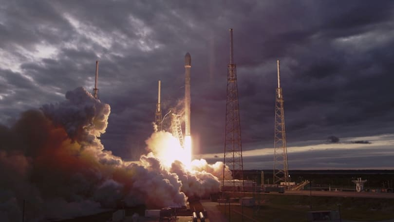 SpaceX's 4K rocket footage is a great excuse for an upgrade