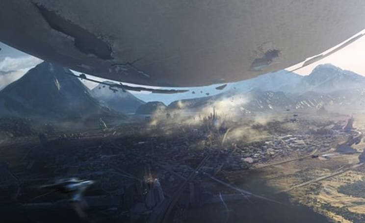 Concept art and story details leaked for Bungie's Destiny