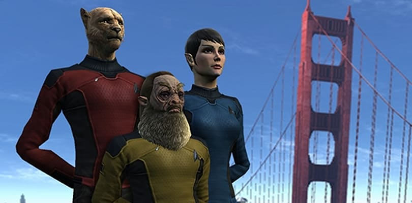 Star Trek Online giving away purple-quality duty officers during event