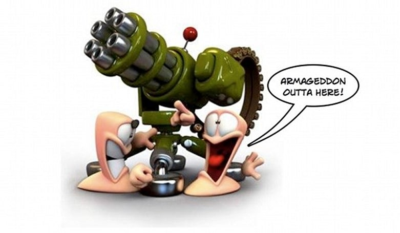 Worms 2 gets patched up on XBLA