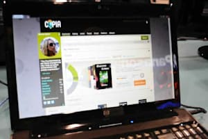 Copia eReader Platform Hands-on