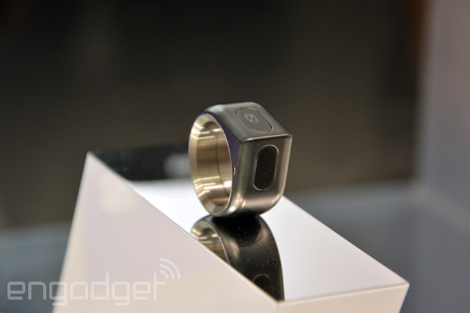 The one (gesture control) ring to rule them all