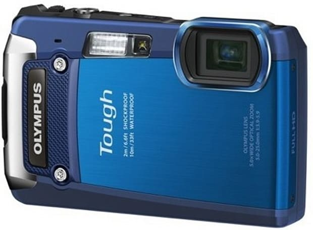Olympus updates its Tough lineup, intros TG-820 ruggedized shooter