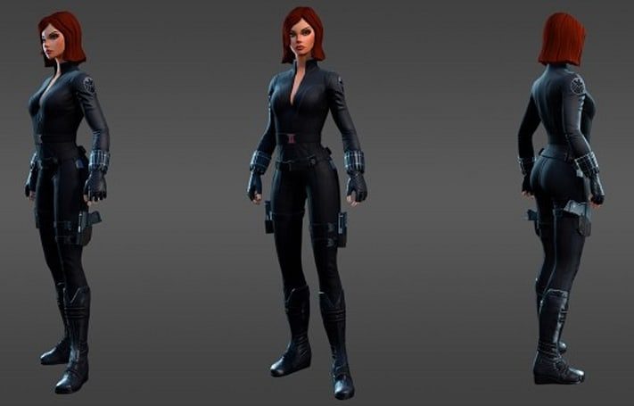 Marvel Heroes whips up Avengers movie costumes