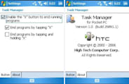 """HTC brings the """"close"""" back to Pocket PC close buttons"""