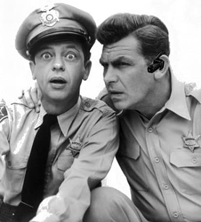 Axon head-mounted camera records what police see when they keep an eye on Mayberry