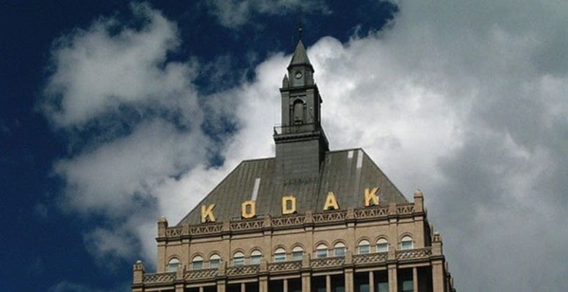 Kodak to sell the film business that made it so famous (update)
