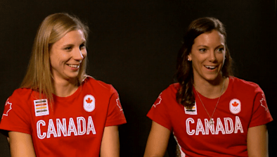 Olympians Reveal Their Good Luck Charms