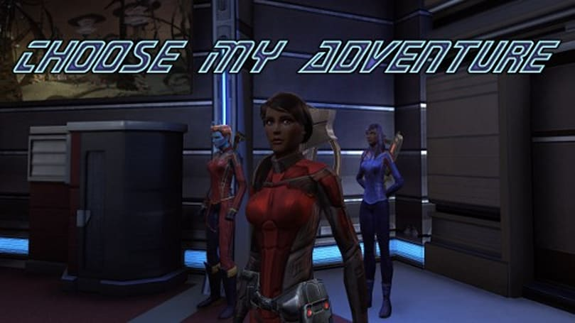 Choose My Adventure: Star Trek Online III - The search for the Foundry
