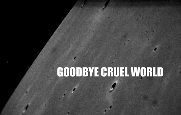 NASA just crashed a satellite into the moon on purpose