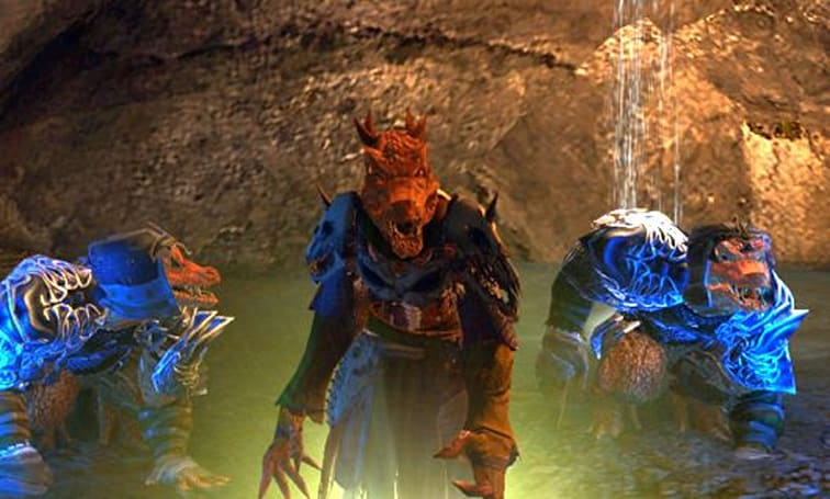 Neverwinter shines the light on kobolds