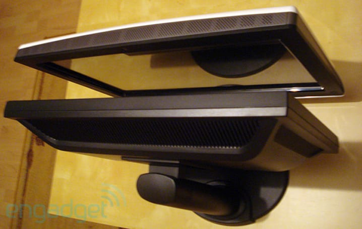 Dell SX2210T vs. HP L2105tm: optical multitouch head-to-head review
