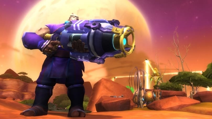 WildStar's Stephan Frost on creating content and keeping within deadlines