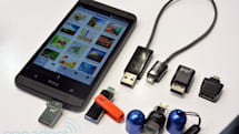 PQI unveils upcoming micro-USB OTG drives and accessories