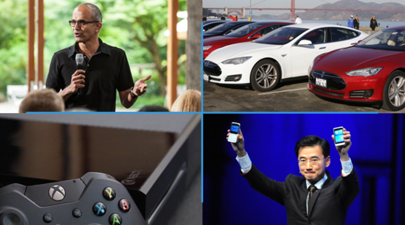 Engadget Daily: Microsoft layoffs, Tesla sales and more!