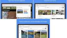 'Save to Google' Chrome extension compiles webpages for you
