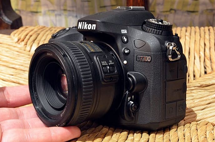 Nikon announces the D7100 DSLR: $1,200, 24MP DX sensor, improved speed and focusing (update: hands-on!)