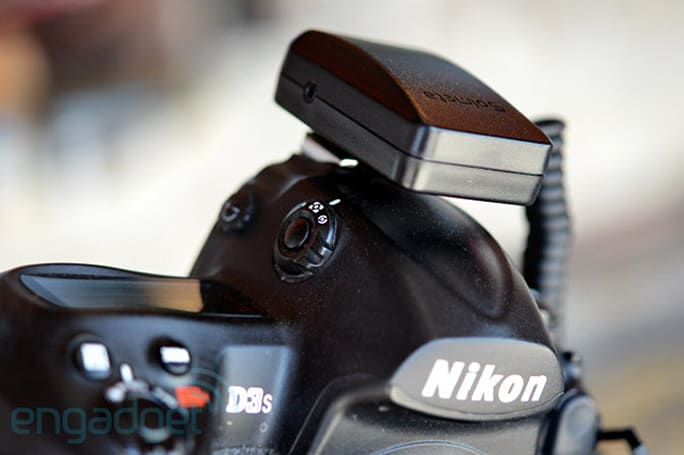 Solmeta N3 geotagging module for Nikon DSLR review: fast GPS locks, minimal battery drain