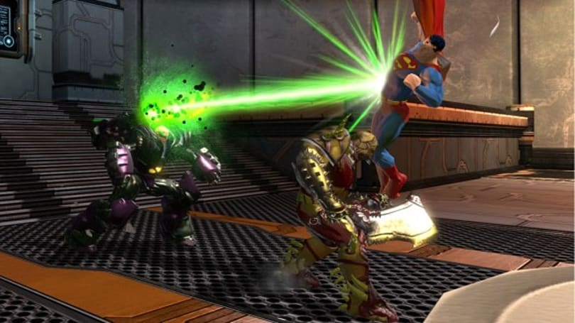 DC Universe Online turns the spotlight on Lex Luthor