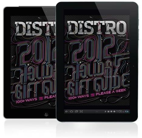 Distro Issue 66 is here with the Engadget holiday gift guide!