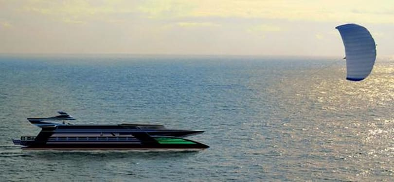 Ocean Empire LSV is the self-sufficient superyacht for the super-rich