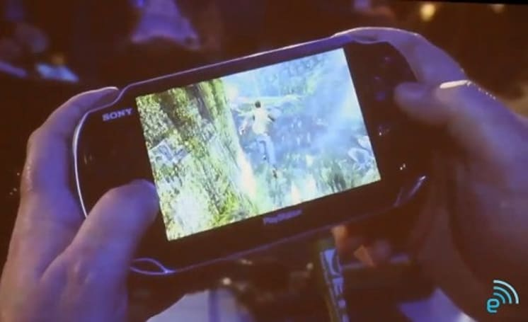 Sony's NGP at GDC 2011: more video of the quad-core marvel in action