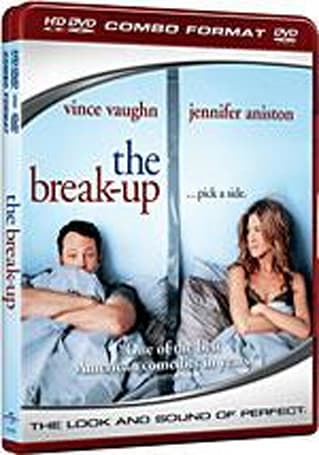 "Jennifer Aniston coming to HD DVD in the ""The Break-up"""