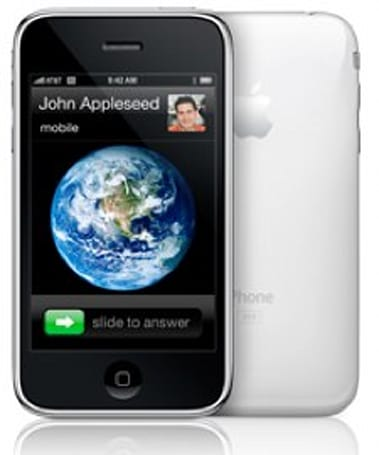Mossberg, Pogue, Baig review the iPhone 3G