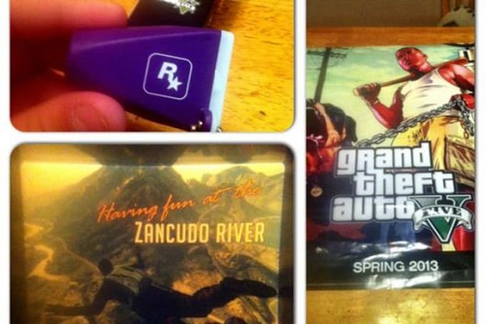 Grand Theft Auto 5 promotional materials, in-game locations leak out