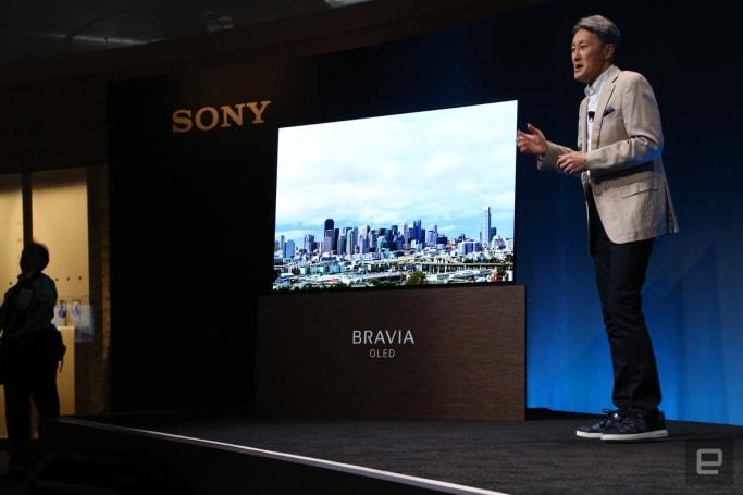 索尼也加入 OLED 电视阵营了