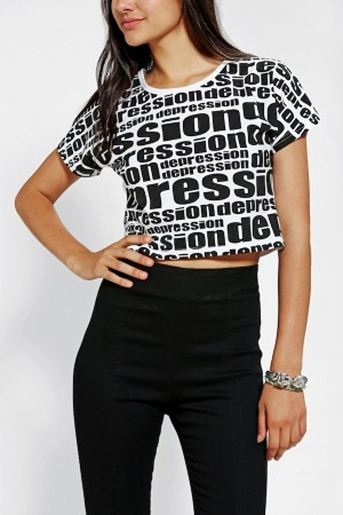The real story behind the controversial 'depression' shirt Urban Outfitters just decided to pull