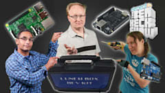 Ben Heck's lunch box dev kit
