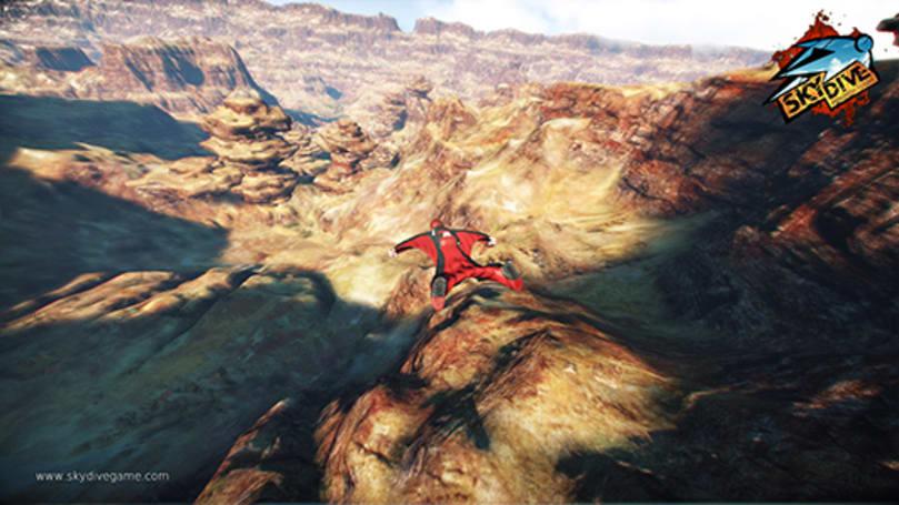Base jumping sim Skydive: Proximity Flight lands on XBLA